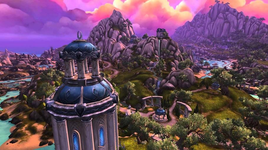 World of Warcraft Legion: Siente a los guerreros de leyenda