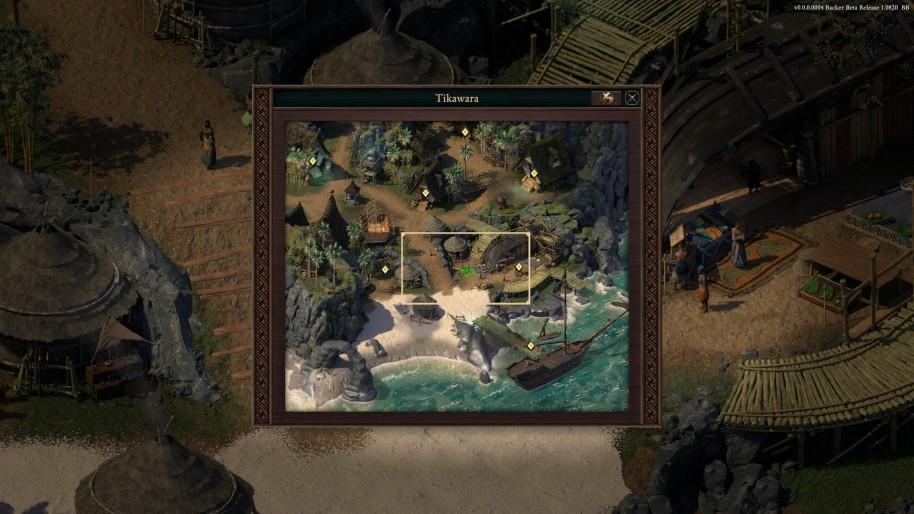 Pillars of Eternity II Deadfire: Probamos la beta de Pillars of Eternity 2: Deadfire y estas son nuestras impresiones
