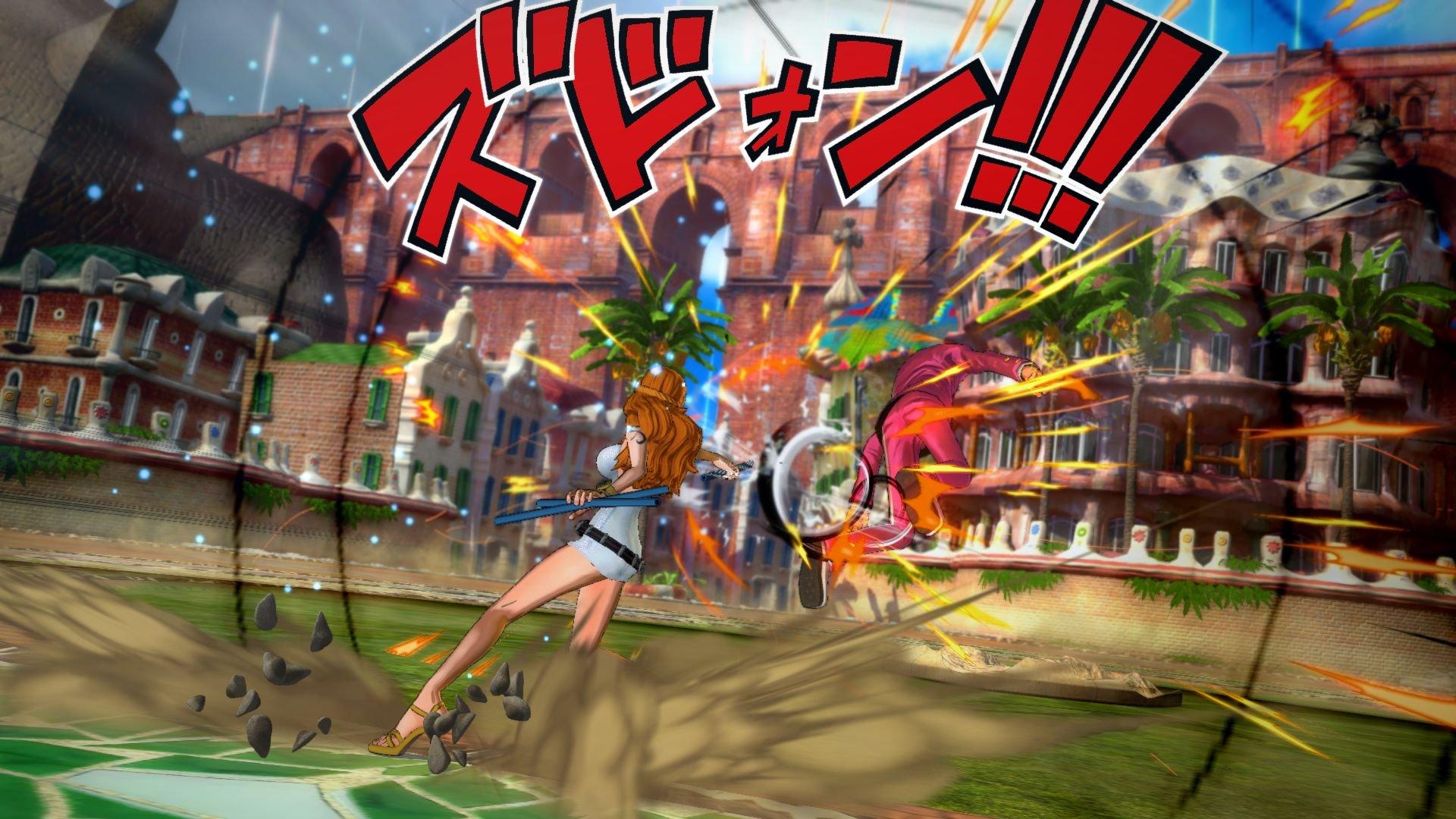 Im genes de one piece burning blood para pc 3djuegos for One piece juego