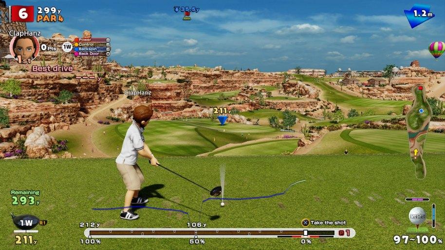 Everybody's Golf análisis