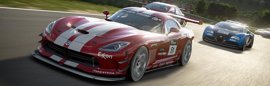 Gran Turismo Sport - Vídeo Impresiones