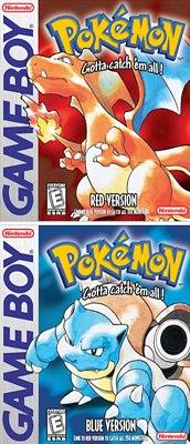 Pokémon Rojo / Pokémon Azul
