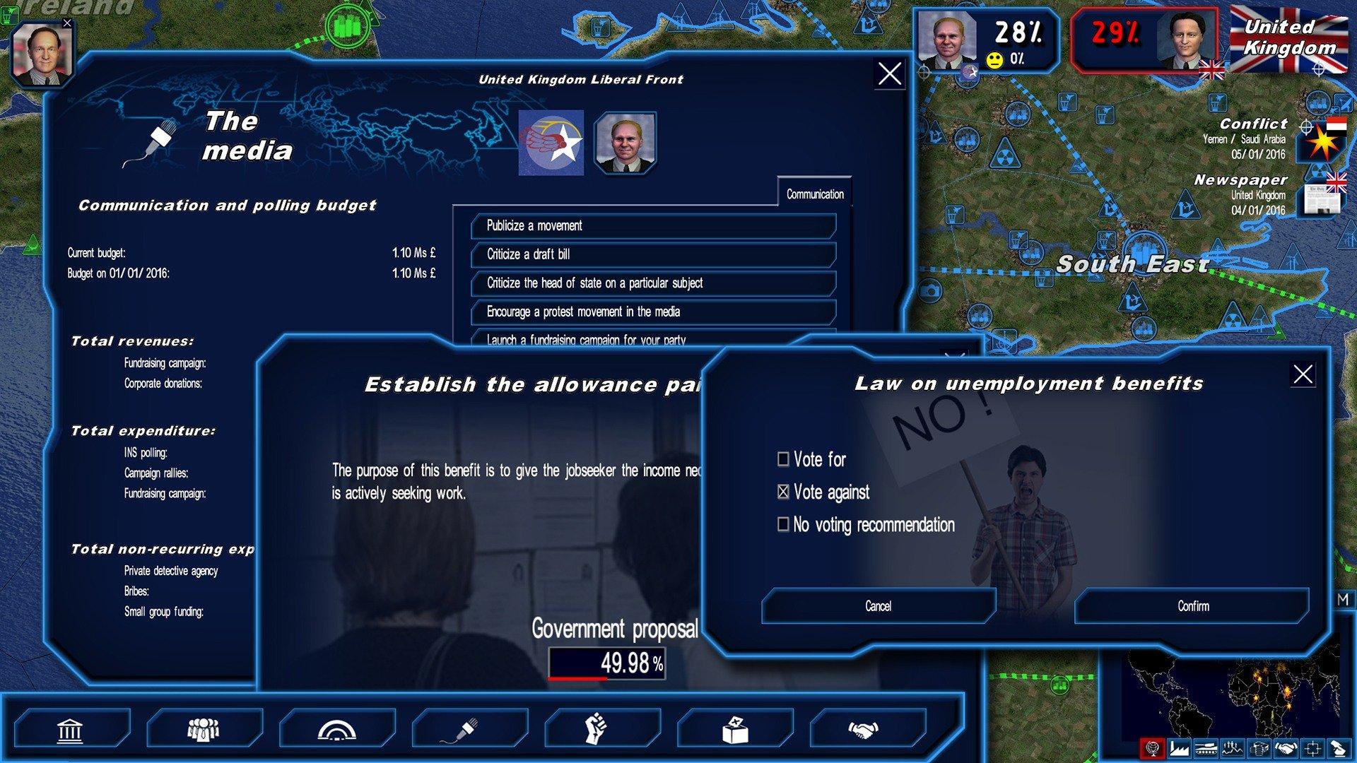 power revolution geopolitica simulator cracked