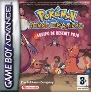 Pokémon Mundo Misterioso Rojo