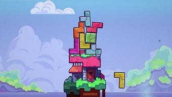 Video Tricky Towers, Tráiler de Anuncio