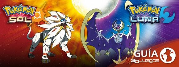 Guía Guía de Pokémon Sol y Luna