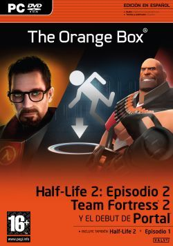 Car�tula de The Orange Box