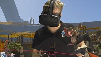 Video Battlerite, Modo Espectador VR