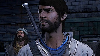 Video The Walking Dead: A New Frontier, Lanzamiento Episodio 3: Above the Law