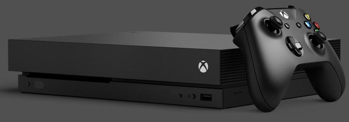 Xbox One X, la nueva Project Scorpio, se estrena el 7 de noviembre