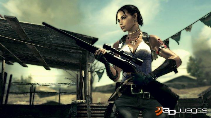 Resident Evil 5 - Impresiones E3 2008