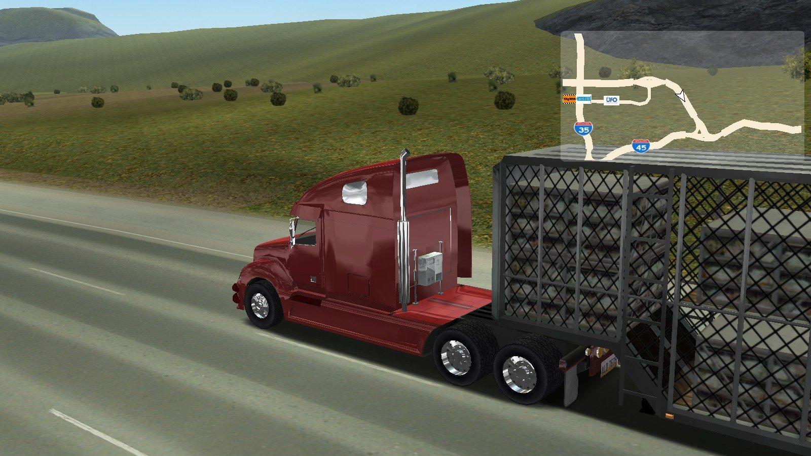 american truck simulator free download demo softonic