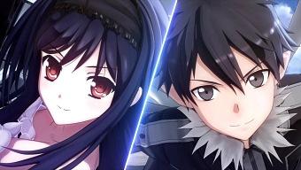 Video Accel World VS Sword Art Online, Teaser de Anuncio