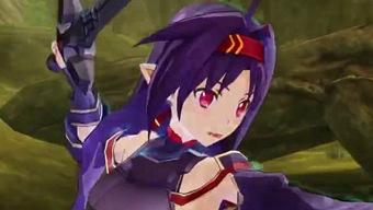 Video Accel World VS Sword Art Online, La Bruja del Crepúsculo / Fecha de Lanzamiento