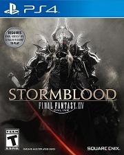 Final Fantasy XIV - Stormblood PS4