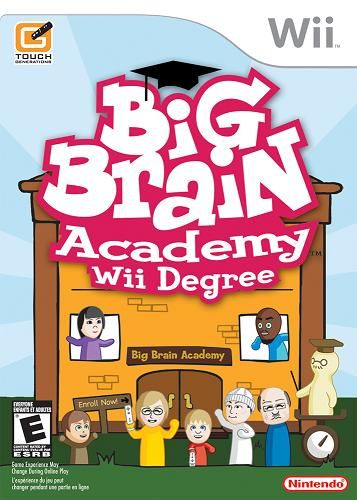 big brain academy 1684046 [WII] Big Brain Academy: Wii Degree [NTSC][MULTi3]