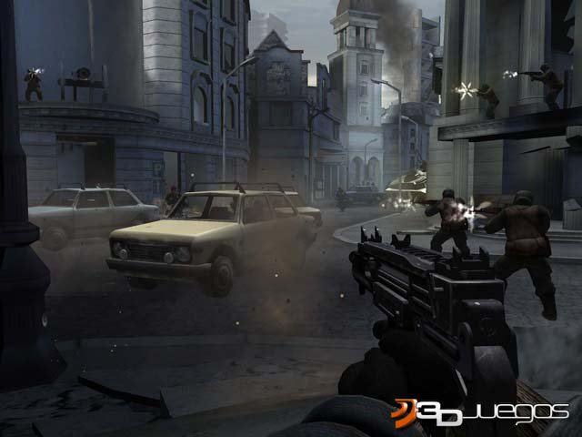 Black juego ps2