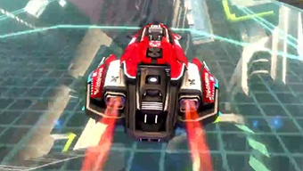 Video WipEout Omega Collection, Fecha de Lanzamiento