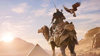 Video Assassin's Creed: Origins, Tráiler: Misterios de Egipto