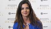 Video Assassin's Creed Origins - Doblaje: Clara Lago es Cleopatra