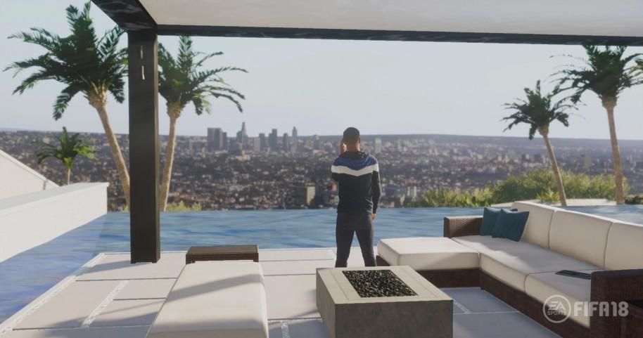 FIFA 18: FIFA 18: fútbol ambicioso de EA Sports