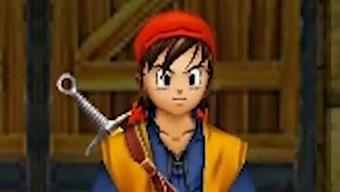 Video Dragon Quest VIII, Tráiler de la Historia