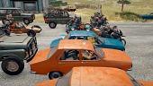 Los jugadores están organizando sus propias Death Race en PlayerUnknown's Battlegrounds