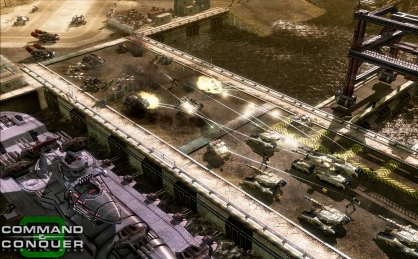 Command & Conquer 3 an�lisis