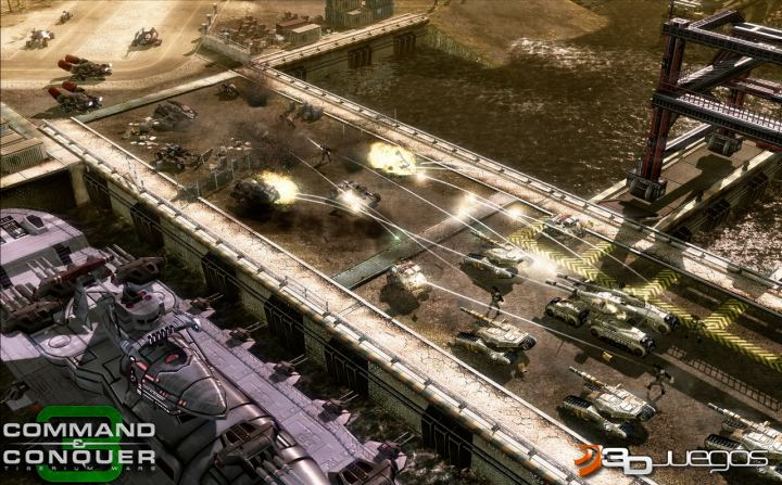 Command & Conquer 3 - An�lisis