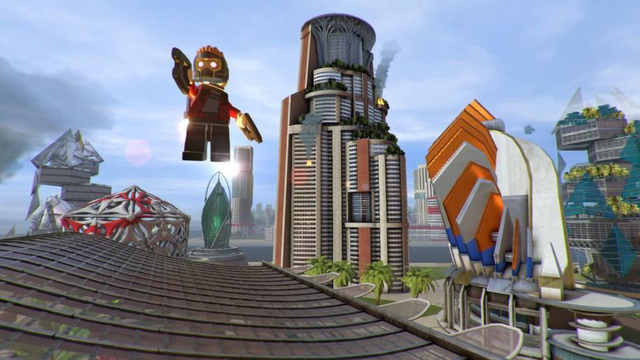 LEGO Marvel Super Heroes 2: Simpatía, cooperativo y acción en Chronopolis