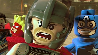 Video LEGO Marvel Super Heroes 2, Thor