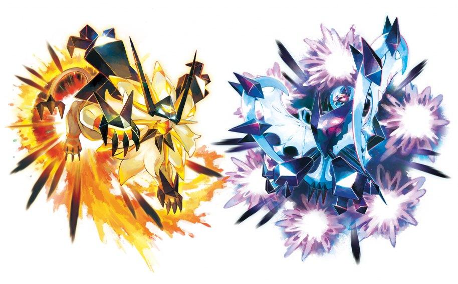 Pokémon Ultrasol / Pokémon Ultraluna 3DS