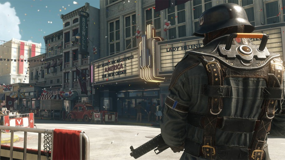 Wolfenstein 2 The New Colossus: Wolfenstein 2 The New Colossus: ¡A la caza de nazis! Vuelve la acción con Wolfenstein 2