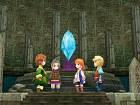 Pantalla Final Fantasy III