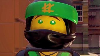 Video La LEGO Ninjago Película, Tráiler de Combate