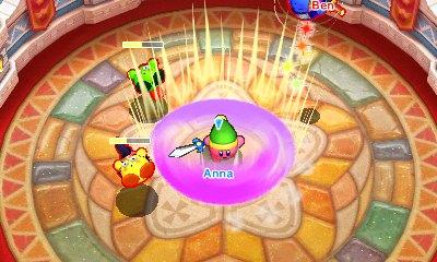 Kirby Battle Royale análisis