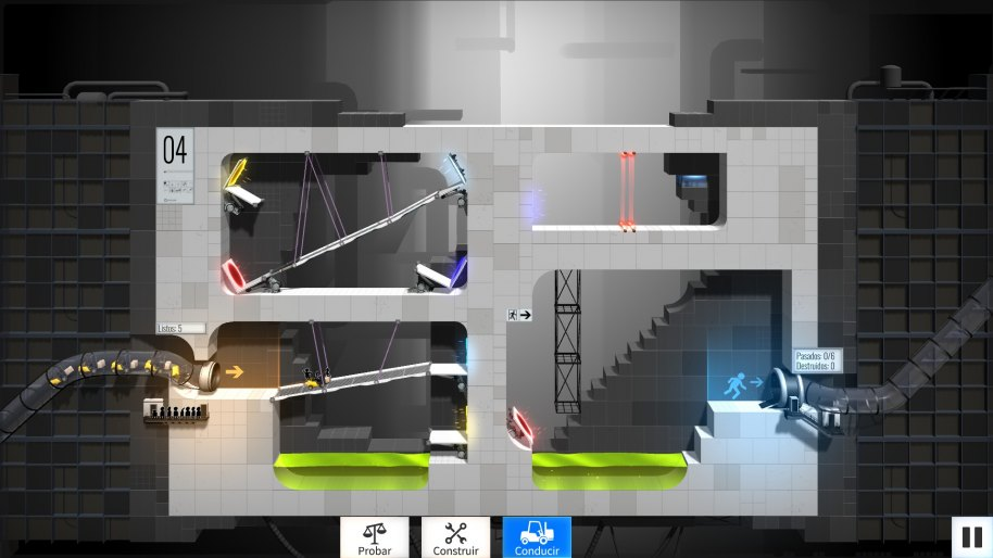 Bridge Constructor Portal PS4