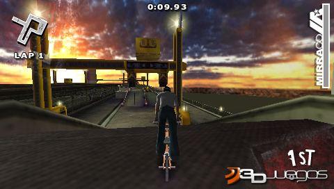 Imagen Dave Mirra BMX Challenge  PSP