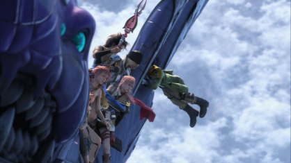 Final Fantasy XIII: Impresiones jugables