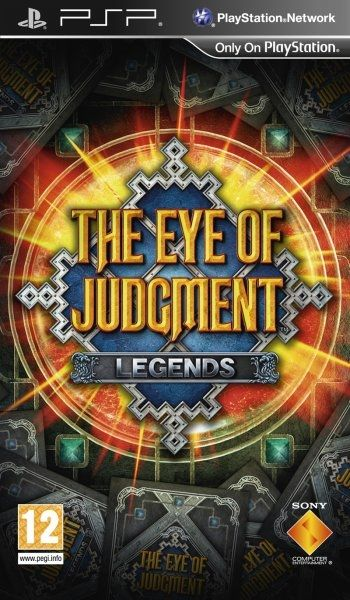 The Eye Of Judgment Legends  (Espanol) (Juegos 2014)