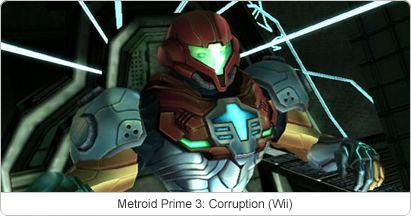 Metroid Prime Trilogy anunciado para Wii