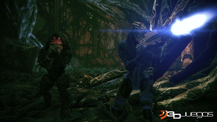Mass Effect - An�lisis