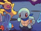Pok&eacute;mon Mundo Misterioso Equipo de rescate Azul