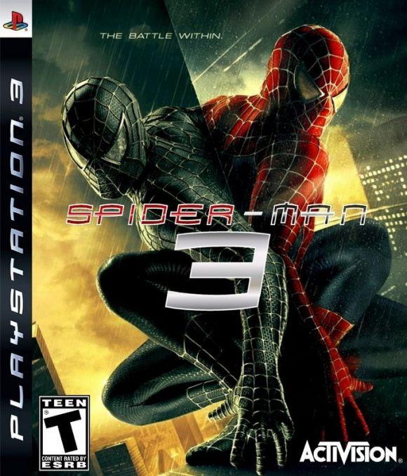 El Juego De Spiderman 3