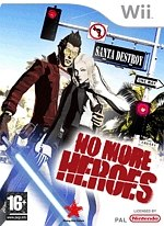 No More Heroes: Heroes Paradise Wii