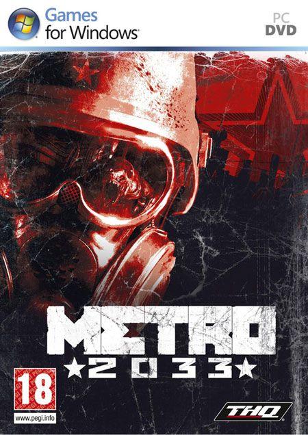 Carátula de Metro 2033