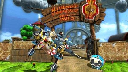 Banjo-Kazooie Nuts & Bolts (Xbox 360)