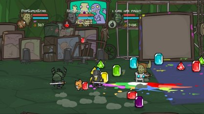 Castle Crashers X360