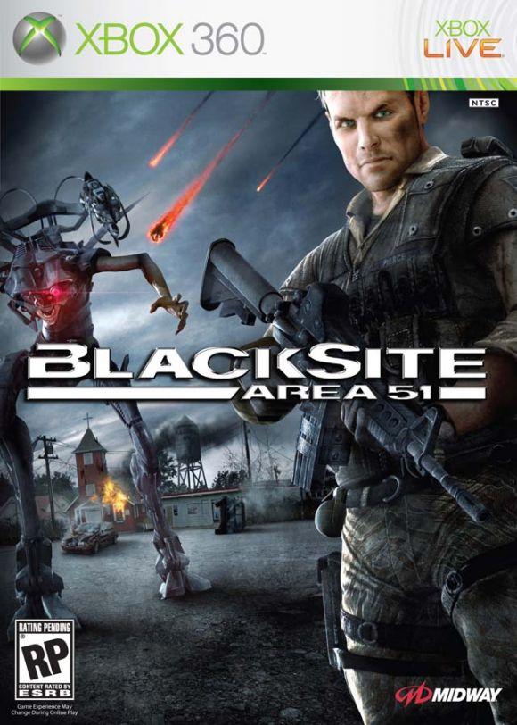Blacksite: Area 51 RF XGD2 Español UL-PL-HGF-BU