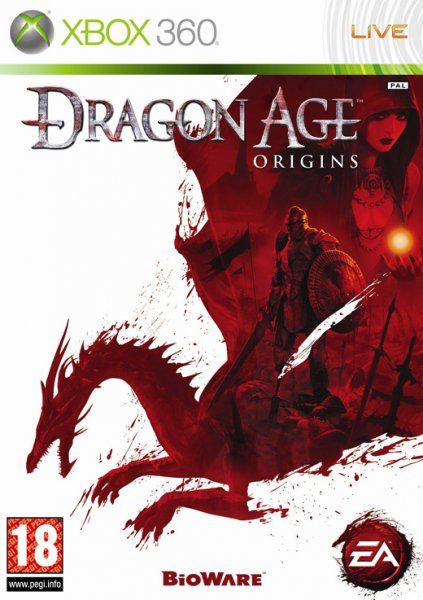Car�tula de Dragon Age: Origins